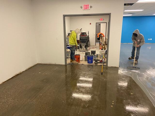 commercial flooring fall river