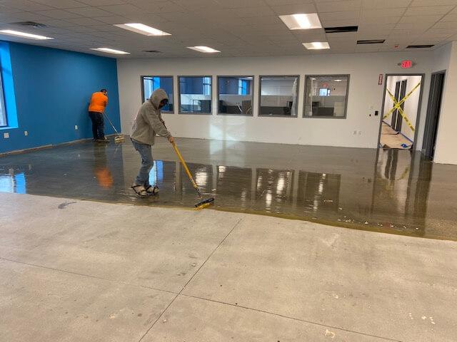commercial flooring in massachusetts